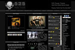 525 Power Tracks - Hard Rock Metal Internet Radio Station