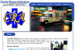 Ambulance Websites | Custom Website Design by NovaStar Design