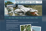 Boat tours websites | Charter Website Design