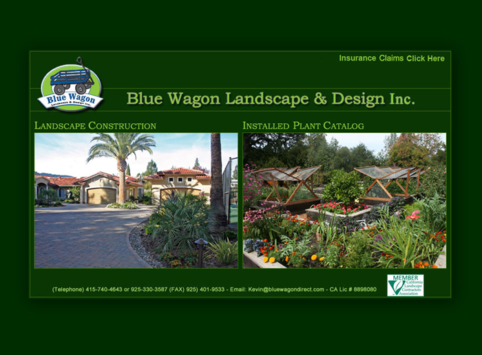 landscape websites landscaping website design