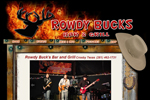 Bar websites | Bar & Live Music Venue Website Design