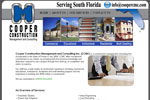 Construction web design for Boynton Beach FL