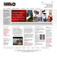 industrial website design and industrial websites