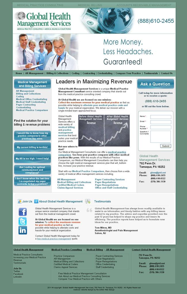 Web Design Website Design Portfolio For Port St Lucie