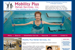 physical therapy website design, visit additional medical websites by NovaStar Design