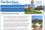 Real Estate Websites | Palm Beach Gardens web design