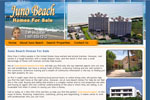 Real Estate websites | Juno Beach web design