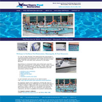 Charmant Pool Website Designs | Swimming Pool Website Design
