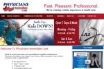 urgent care website design port st lucie fl