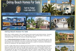 Real Estate websites | Delray web design